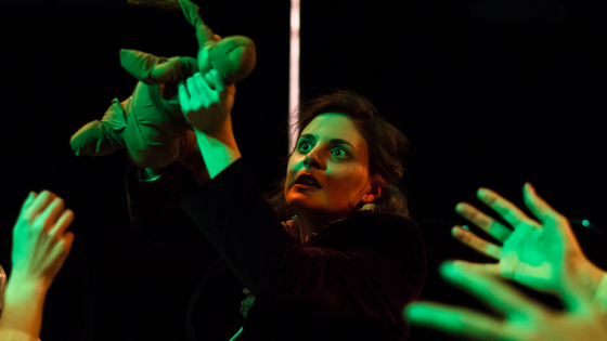 Review Frankenstein at The Space (Sam Elwin Photography) (1)
