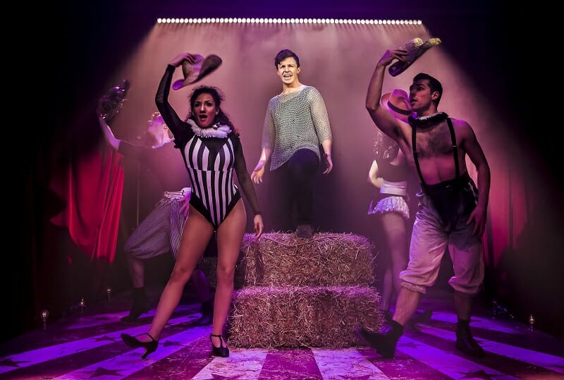 Review Pippin Southwark Playhouse Pamela Raith Photography (10)