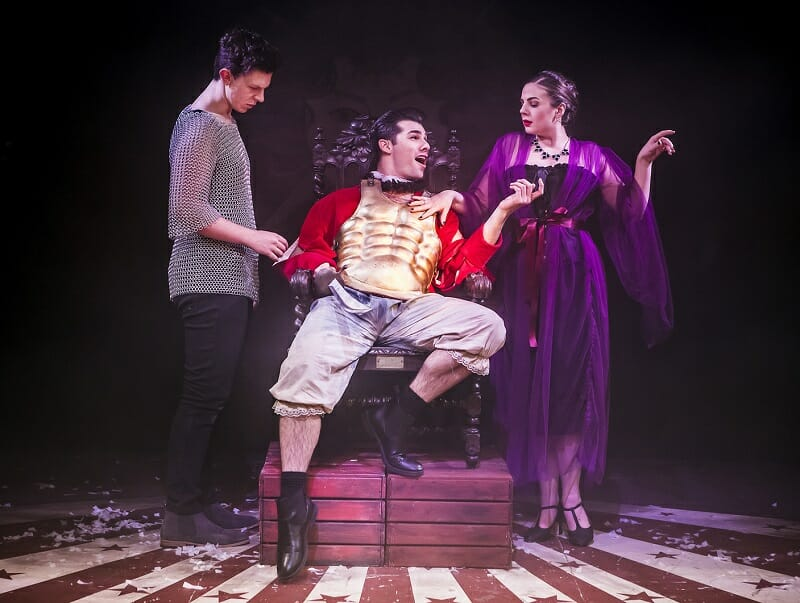 Review Pippin Southwark Playhouse Pamela Raith Photography (3)