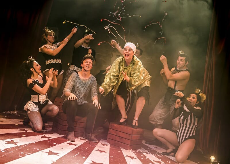 Review Pippin Southwark Playhouse Pamela Raith Photography (4)
