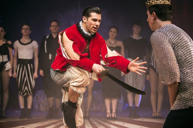 Review Pippin Southwark Playhouse Pamela Raith Photography (7)