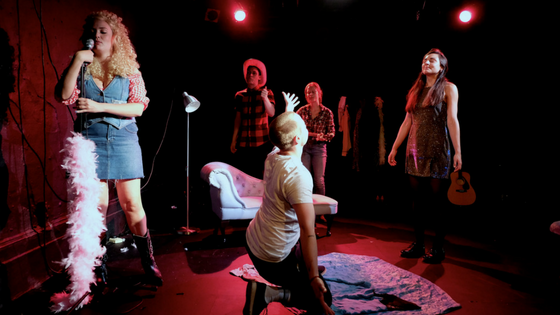 Review The Poetry We Make VAULT Festival