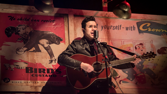 Teddy Extends at The Vaults
