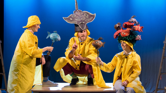 Tiddler and other Terrific Tales Announce New Tour