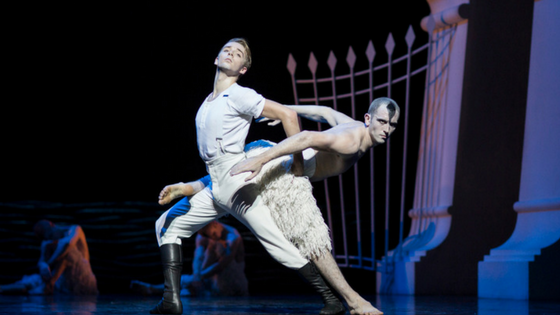 UK Tour Dates Announced for Matthew Bourne's Swan Lake