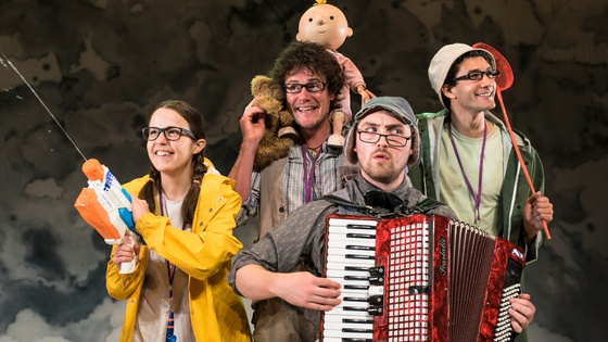 We're Going on a Bear Hunt Returns to West End