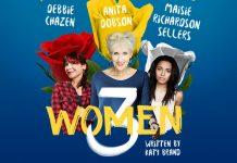 Anita Dobson to Star in Katy Brand's 3Women at Trafalgar Studios