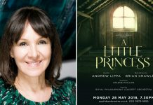 Arlene Phillips Searches for New Child Stars