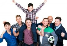 Cast Revealed for The Last Ever Tour of The Full Monty