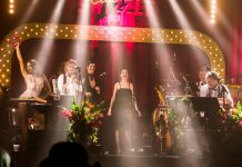European Premiere of Club Swizzle at Roundhouse