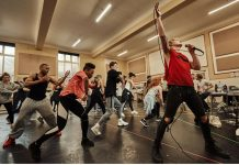 First Look_ Bat Out of Hell The Musical 2018 in Rehearsal