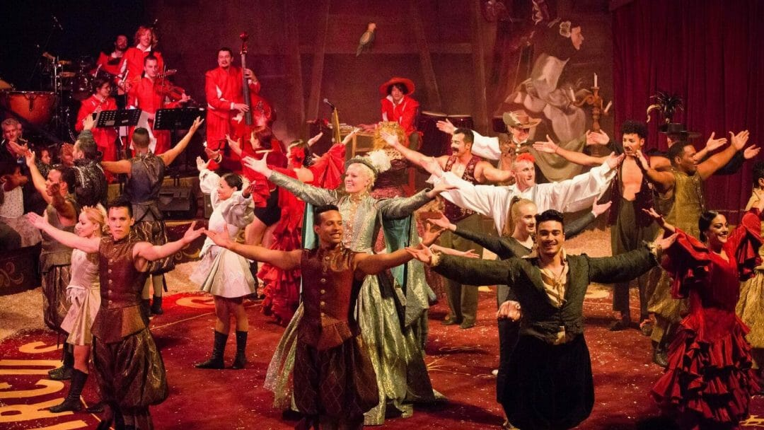 Giffords Celebrate 250th Anniversary with UK Tour of My Beautiful Circus