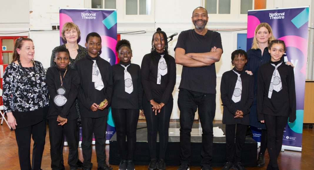 Lenny Henry Launches National Theatre's Let's Play