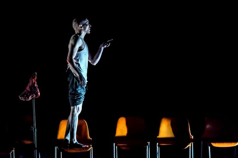 Lord of the Flies Review Greenwich Theatre (2)