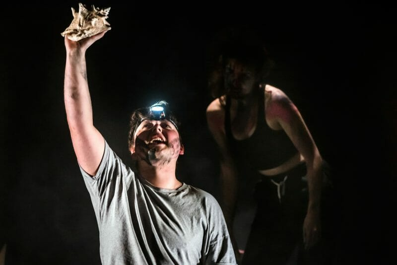 Lord of the Flies Review Greenwich Theatre (3)
