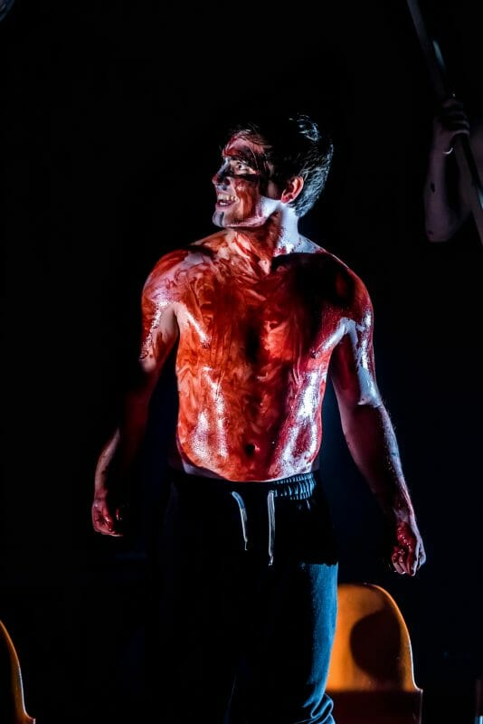 Lord of the Flies Review Greenwich Theatre
