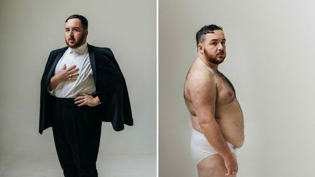 Fat blokes sex