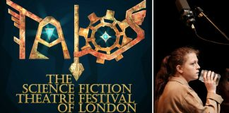 Preview_ Talos_ the Science Fiction Theatre Festival of London