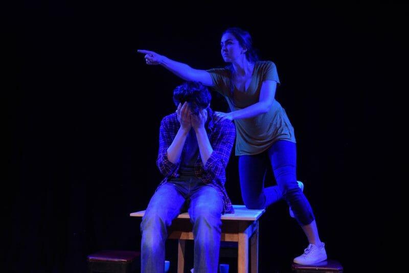 RedBellyBlack Theatre's OK, Bye - VAULT Festival 2018 (courtesy of Robert Boulton) (3)