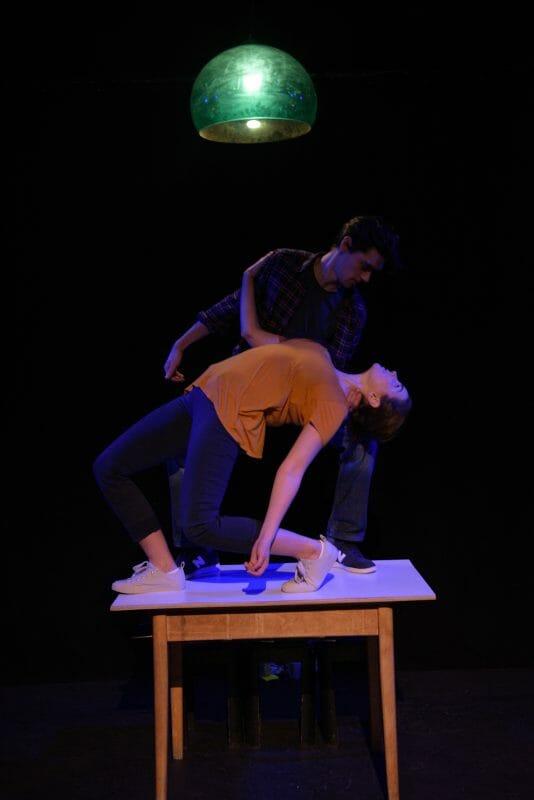 RedBellyBlack Theatre's OK, Bye - VAULT Festival 2018 (courtesy of Robert Boulton) (6)