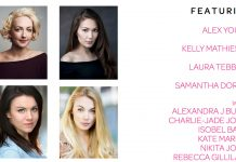 Serenade London Announce Cast for Concert For The Love of Girls
