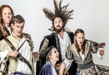 Shit-Faced Shakespeare Returns with The Merchant of Venice