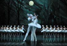 St Petersburg Ballet Theatre Brings Swan Lake to London Coliseum
