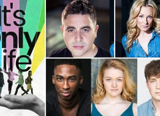 Aria Entertainment announces UK Premiere and cast of It's Only Life at The Union Theatre