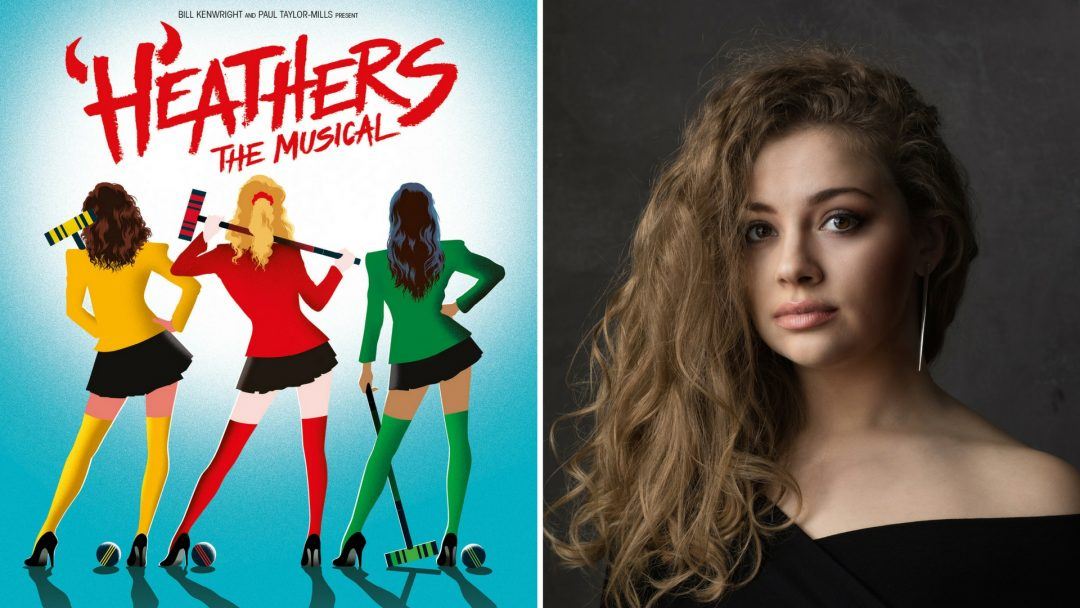 Carrie Hope Fletcher (courtesy Darren Bell) to Star in Heathers The Musical at The Other Palace