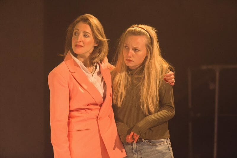 Devil With The Blue Dress, The Bunker (Flora Montgomery and Kristy Phillips) - courtesy of Helen Murray