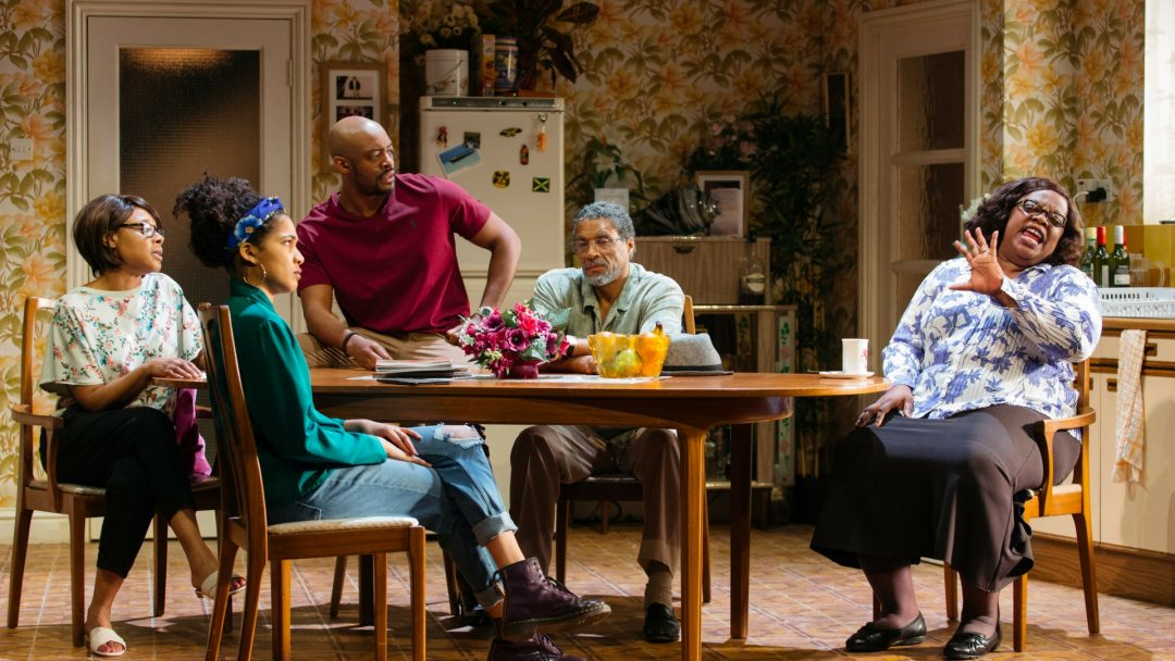 First Look Nine Night at The National Theatre