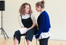 First Look_ Dames at The Pleasance Theatre in Rehearsal