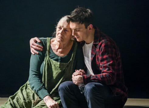 The Inheritance The Young Vic. Photo: Tristram Kenton