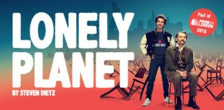 Lonely Planet to Open at Trafalgar Studios