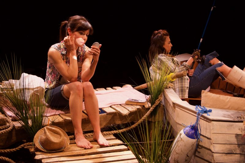 Louisa Lytton and Anna Acton, The Gulf, courtesay of Rachael Cummings (1)