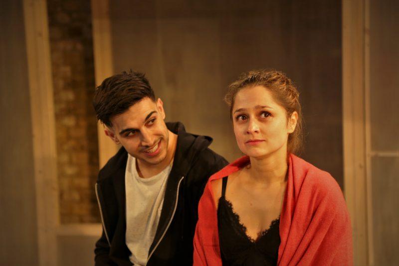 Moormaid, Arcola Theatre (Moe Bar-El and Sarah Alles) - courtesy of Anika Wagner_2