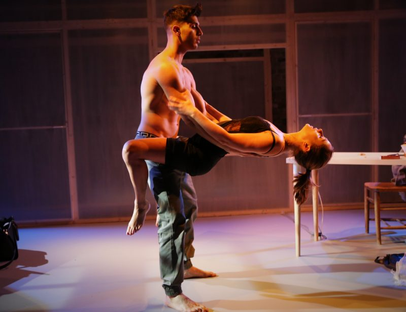 Moormaid, Arcola Theatre (Moe Bar-El and Sarah Alles) - courtesy of Anika Wagner_3