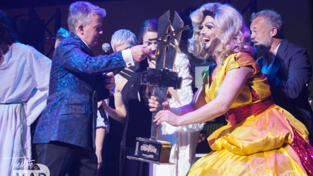 Phantom of The Opera Wins West End Eurovision in Aid of MAD Trust c. Darren Bell