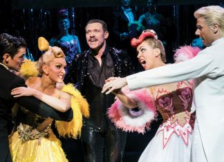Review Strictly Ballroom at The Piccadilly Theatre