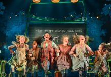UK Tour Announced for Annie