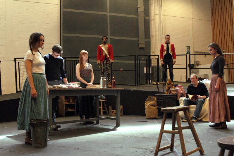 A-scene-from-Translations-taken-in-rehearsals-by-Catherine-Ashmore
