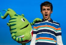 Aliens Loves Underpants Opens at Underbelly Festival
