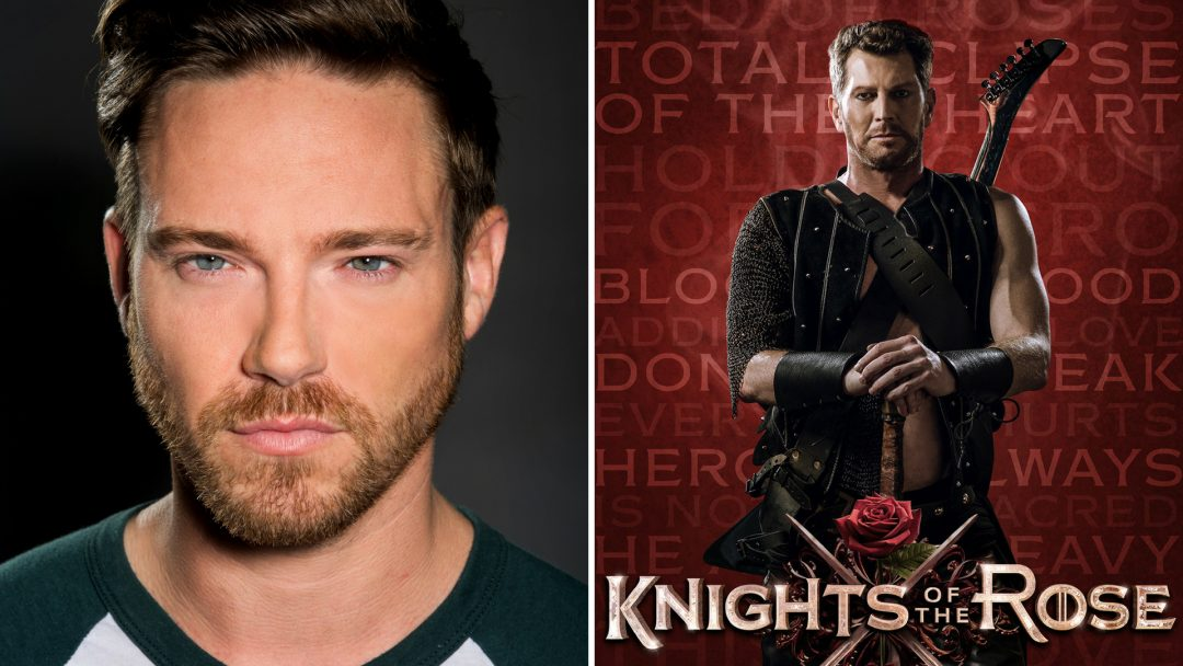 Andy Moss Joins Knights of The Rose at Arts Theatre