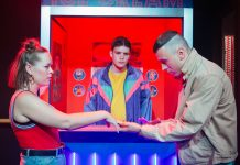Confidence Review Southwark Playhouse
