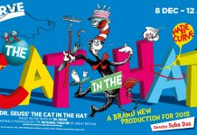 Curve Announces Christmas Studio Show The Cat in The Hat