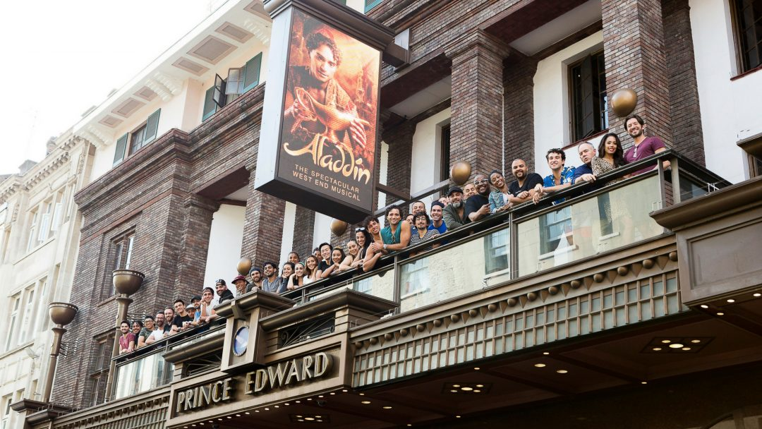 Disney's Aladdin Announces Third Year Cast - Theatre Weekly