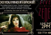 Do You Mind If I Smoke Fenella Fielding