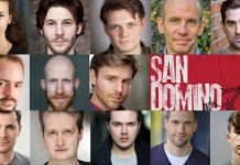 Final Casting Announced for San Domino at Tristan Bates Theatre