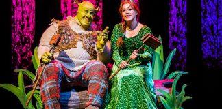 First Look Amelia Lily in Shrek The Musical c. Tristram Kenton