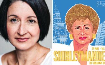 Interview Jessica Martin Shirleymander